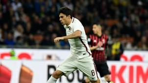 Diego Perotti Milan Roma Serie A 07052017