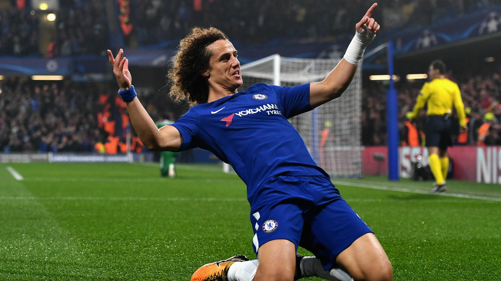 Após barrar David Luiz, Conte deixa futuro do brasileiro no Chelsea indefinido