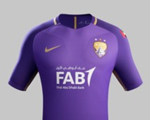 Al Ain FC Nike Kit