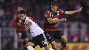 Gustavo Cuellar Leonardo Ponzio River Plate Flamengo Copa Libertadores 23052018