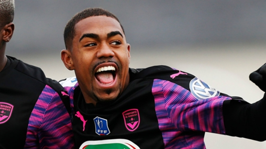 Arsenal target Malcom disciplined by Bordeaux over social media video