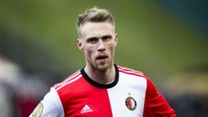Nicolai Jörgensen, VVV - Feyenoord, Eredivisie 02042018
