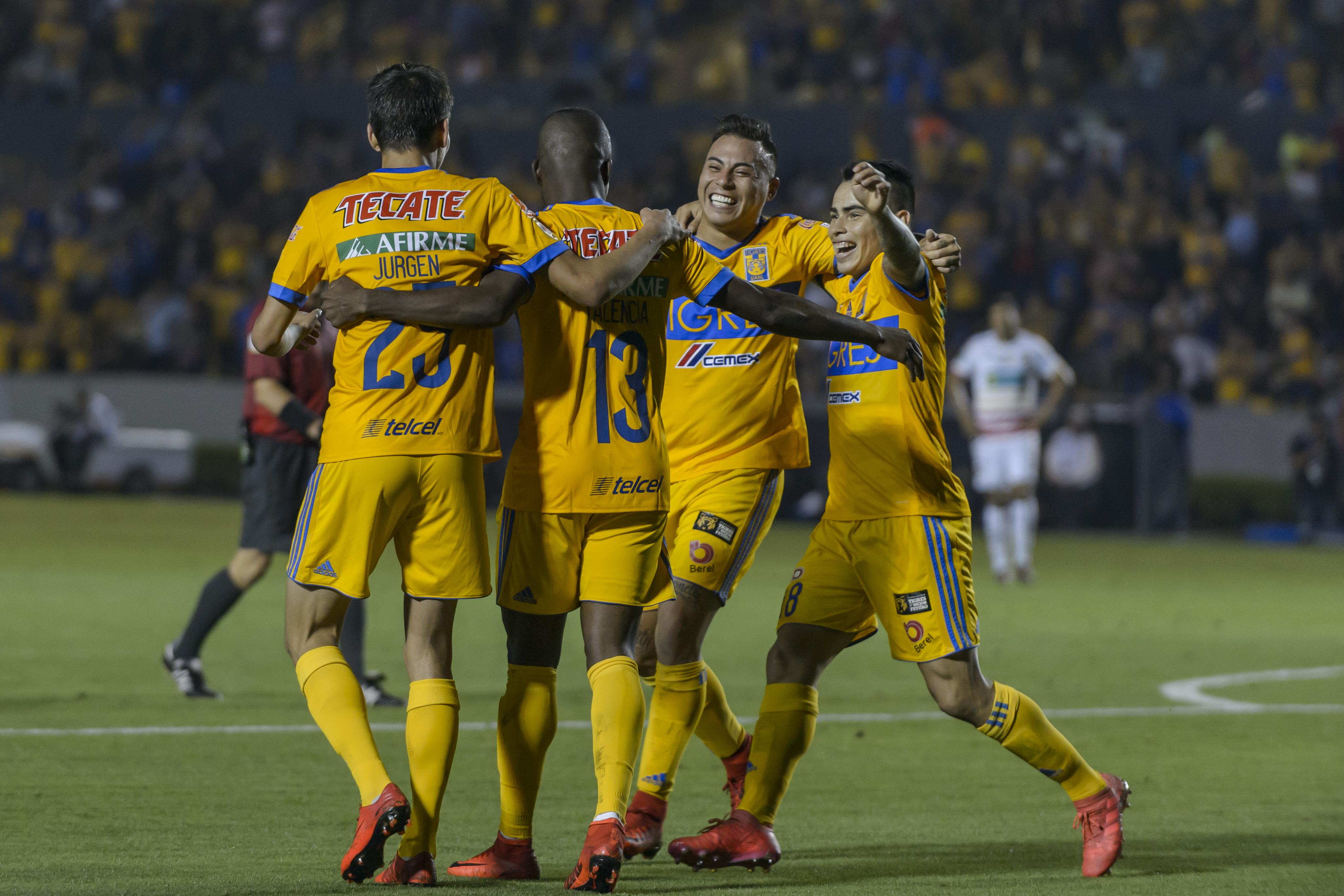 Tigres Liga MX 2018