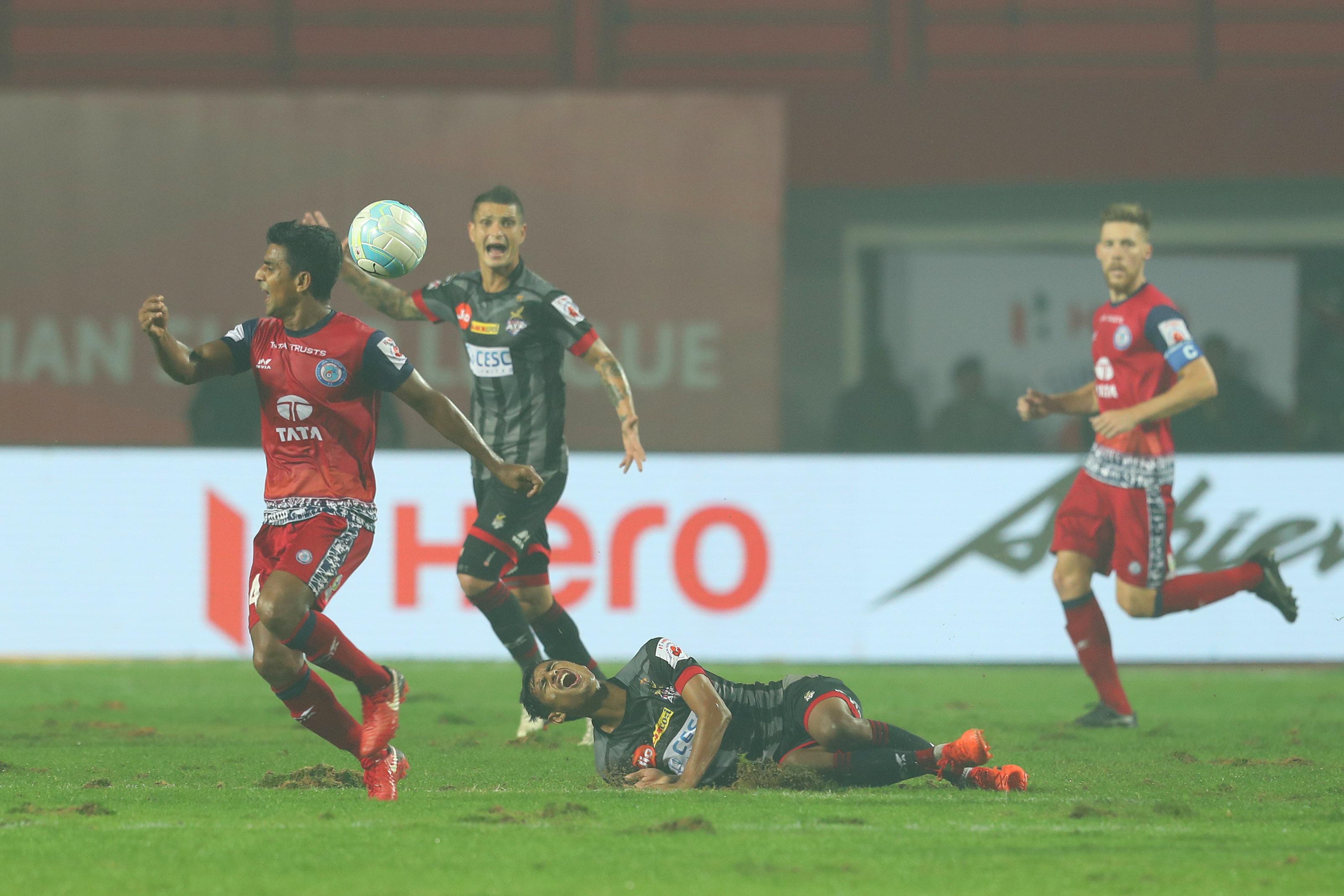 Eugeneson Lyngdoh ATK Jamshedpur FC ISL 2017-18