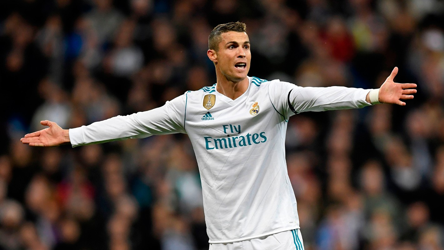 Ronaldo : Saya Ingin Punya 7 Anak Dan 7 Ballon D'Or !