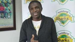 Yidah Sven extends contract at Kariobangi Sharks.