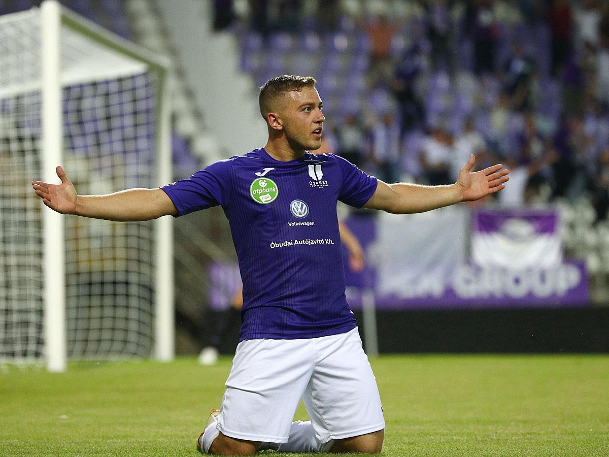 Zsótér Donát Újpest FC