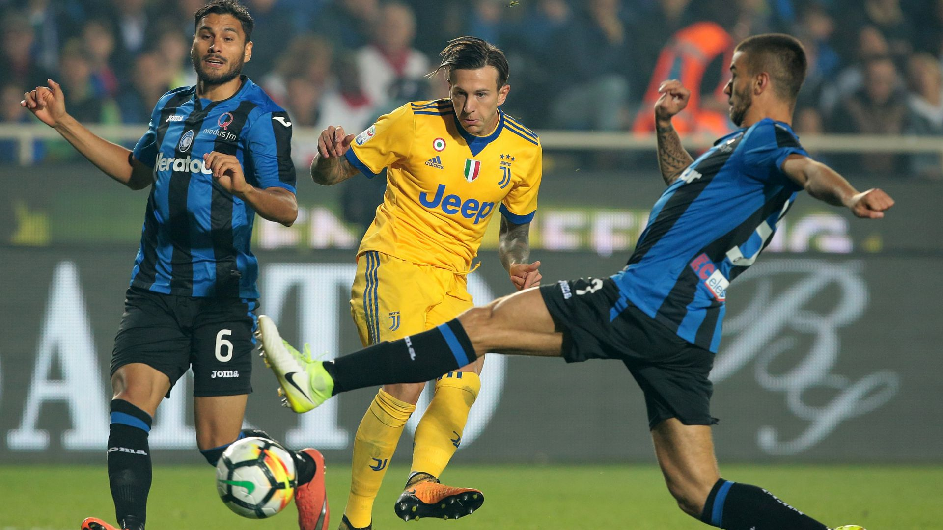 Terza Maglia Juventus FEDERICO BERNARDESCHI