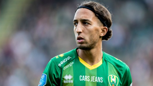 Abdenasser El Khayati ADO Den Haag Eredivisie 09152018