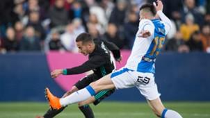 Lucas Vazquez Leganes Real Madrid LaLiga 21022018