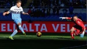 Ciro Immobile Lazio Novara Coppa Italia