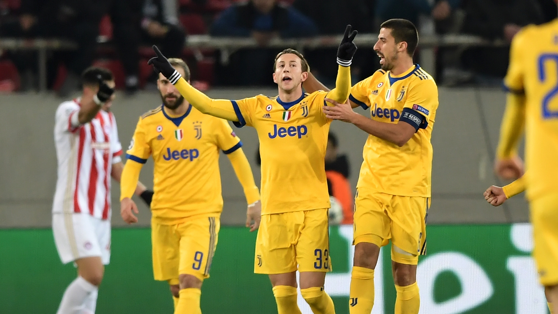 Federico Bernardeschi, Juventus