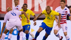 Fabinho USA Brazil Friendly 07092018