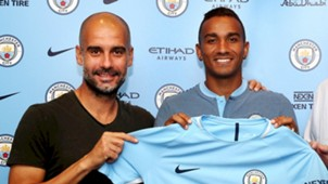 Manchester City Danilo Pep Guardiola 07232017