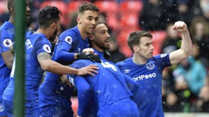 Cenk Tosun Everton Stoke City EPL 03172018