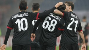Ricardo Rodriguez Milan Austria Wien