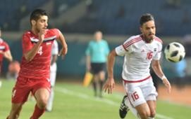 الإمارات - سوريا