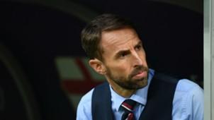 Gareth Southgate England Coratia World Cup 2018