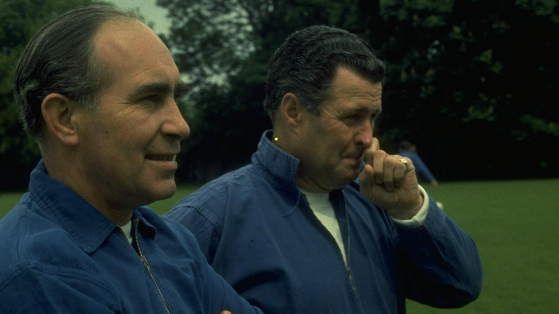 Alf Ramsey England