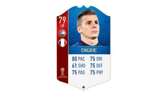 FIFA 18 World Cup France Digne