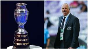 Copa America/Graham Arnold
