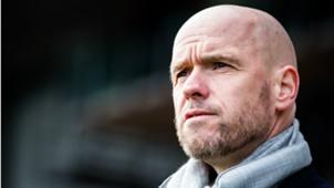Erik ten Hag, Sparta - Ajax, Eredivisie 03182018
