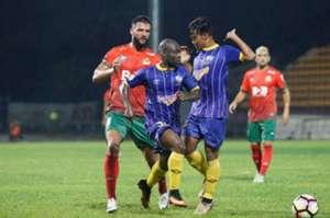 Liridon Krasniqi, Kedah, Dechi Marcel N'Guessan, UiTM FC, Malaysia Cup, 07072017
