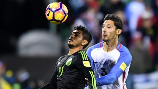 Omar Gonzalez Jesus Corona USA Mexico