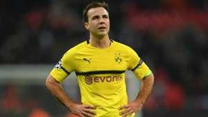 Mario Gotze Borussia Dortmund 2019