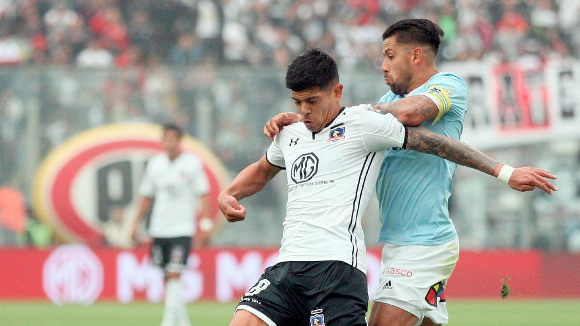 Colo Colo vs. O'Higgins - Pavez - Ramón Fernández