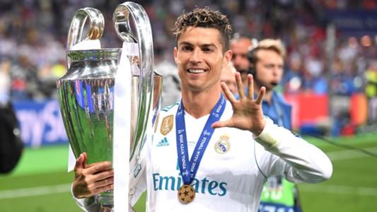 Ronaldo Real Madrid Liverpool Champions League