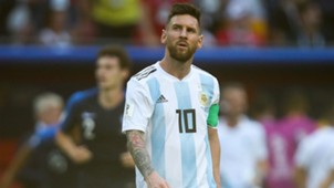 Messi Argentina France Francia World Cup  2018 30062018