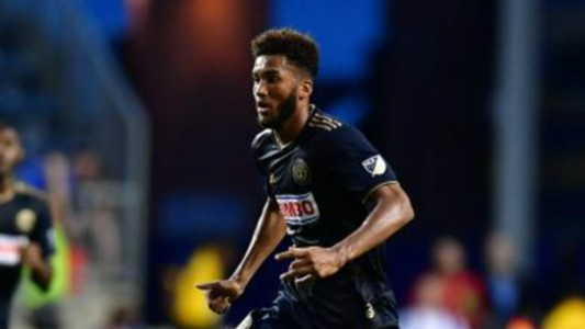 Auston Trusty MLS Philadelphia Union