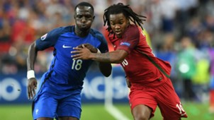 Moussa Sissoko Renato Sanches Portugal France UEFA Euro 10072016