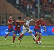 Al Wahda v Al Ahly