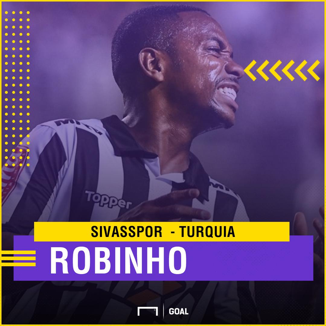 Sivasspor anuncia contratação de Robinho