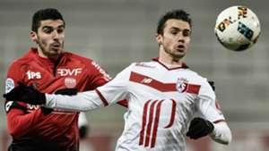 Sebastien Corchia Lille Dijon Ligue 1