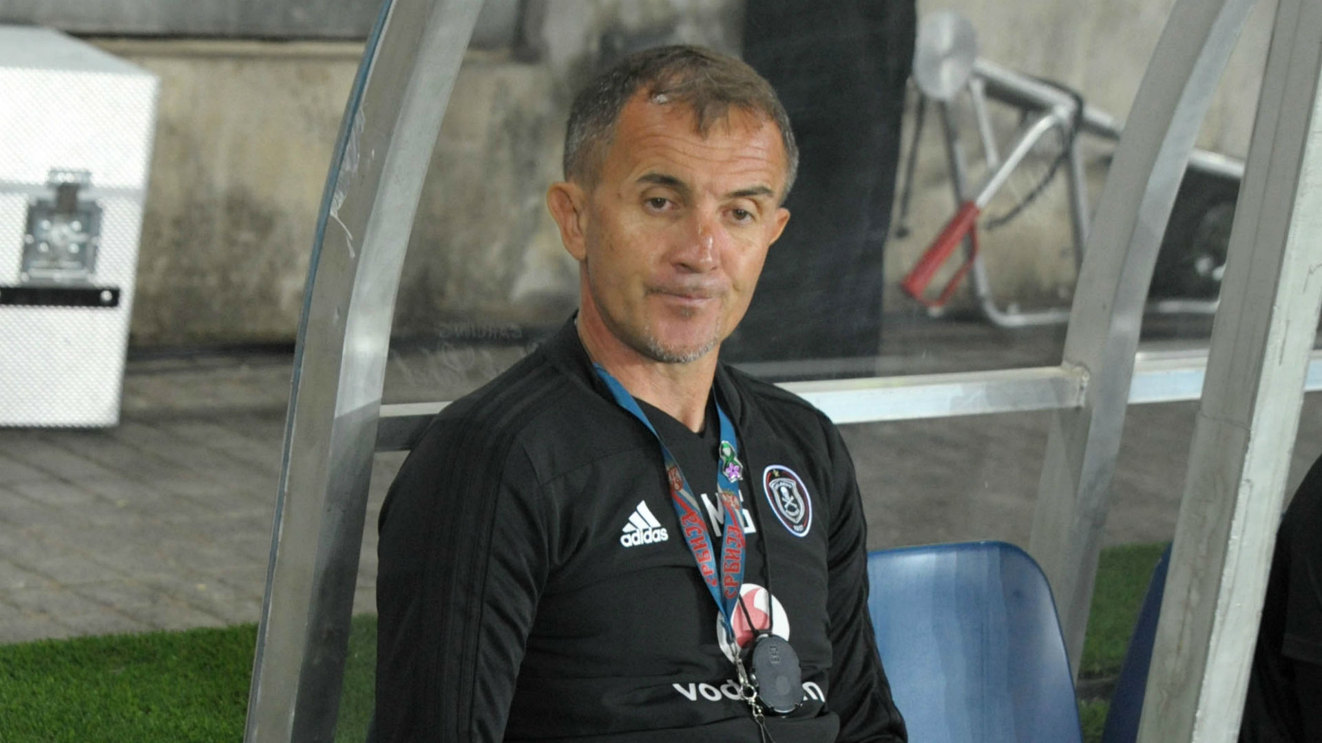 Milutin Sredojevic, Orlando Pirates, December 2018