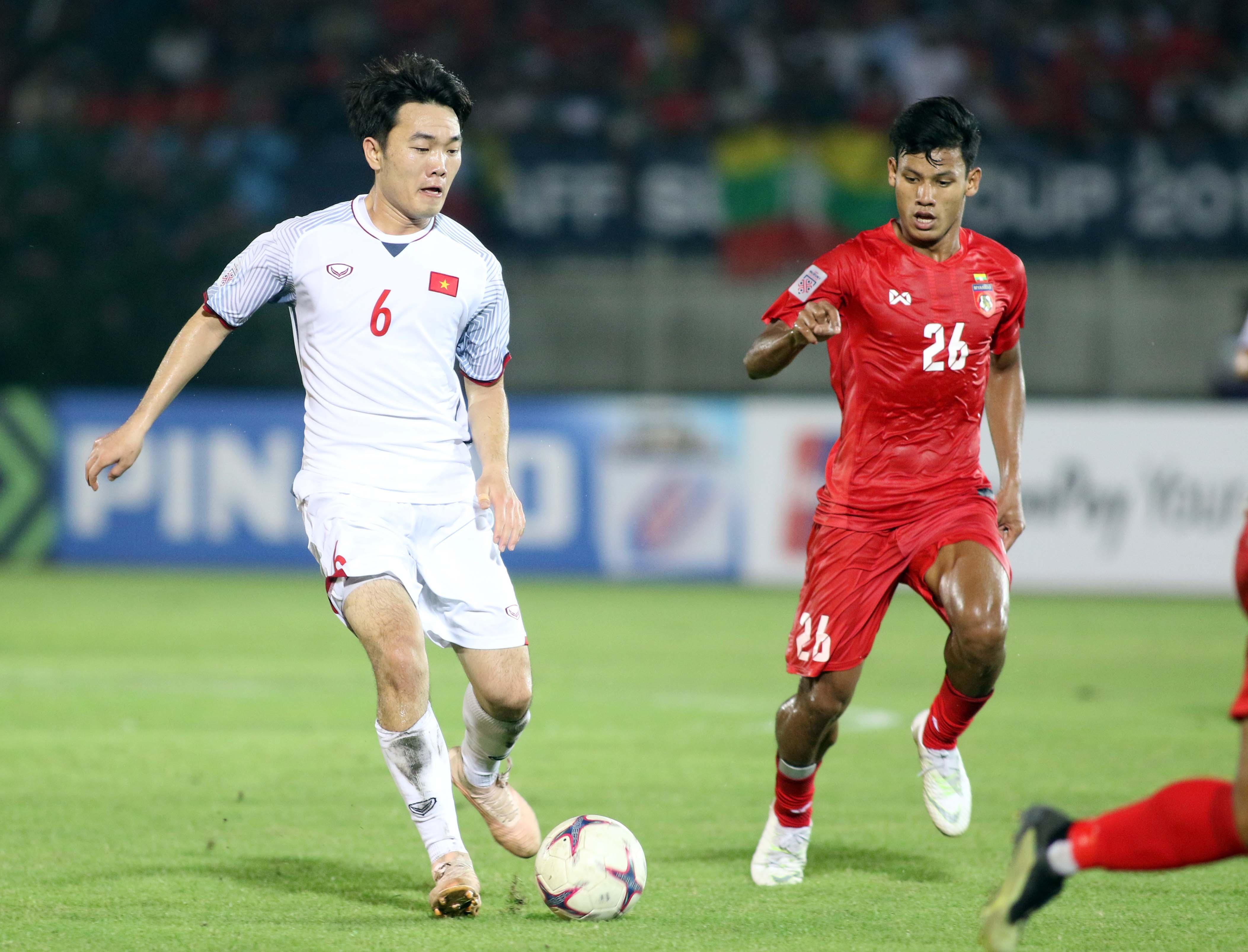 Xuân Trường 3 - Myanmar vs Vietnam AFF Suzuki Cup 2018