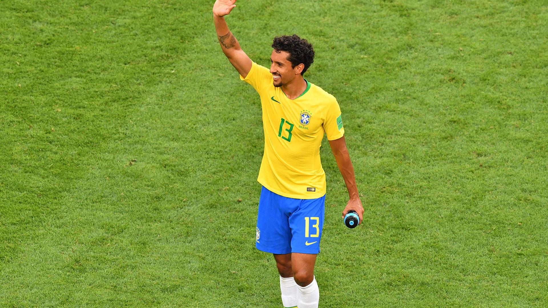 Marquinhos Brasil Copa do Mundo 2018