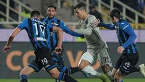 Cristiano Ronaldo Atalanta Juventus Coppa Italia