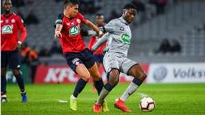 Lucien Agoume FC Sochaux