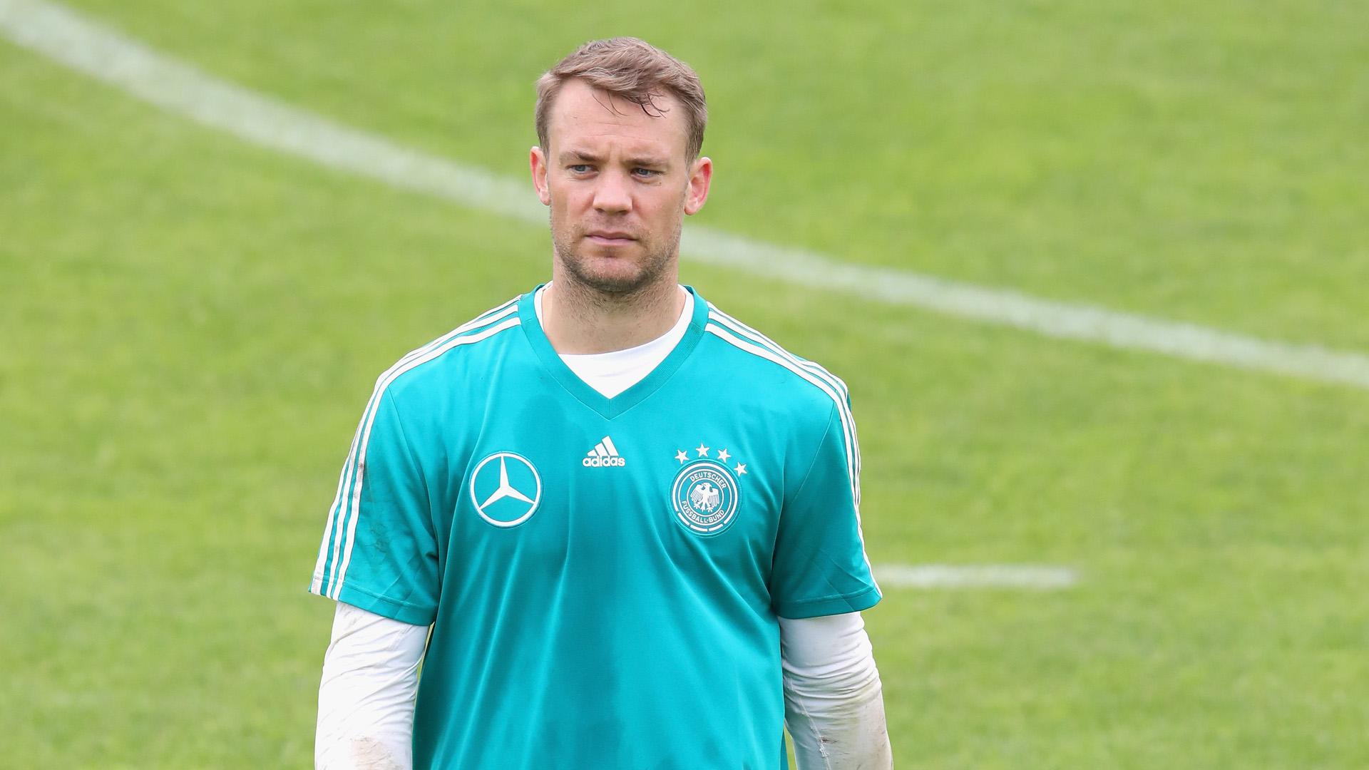 Manuel Neuer DFB 24052018