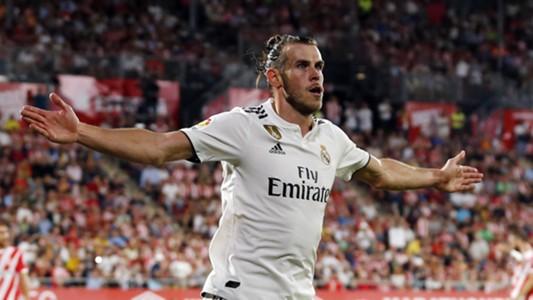 Gareth Bale Real Madrid Girona