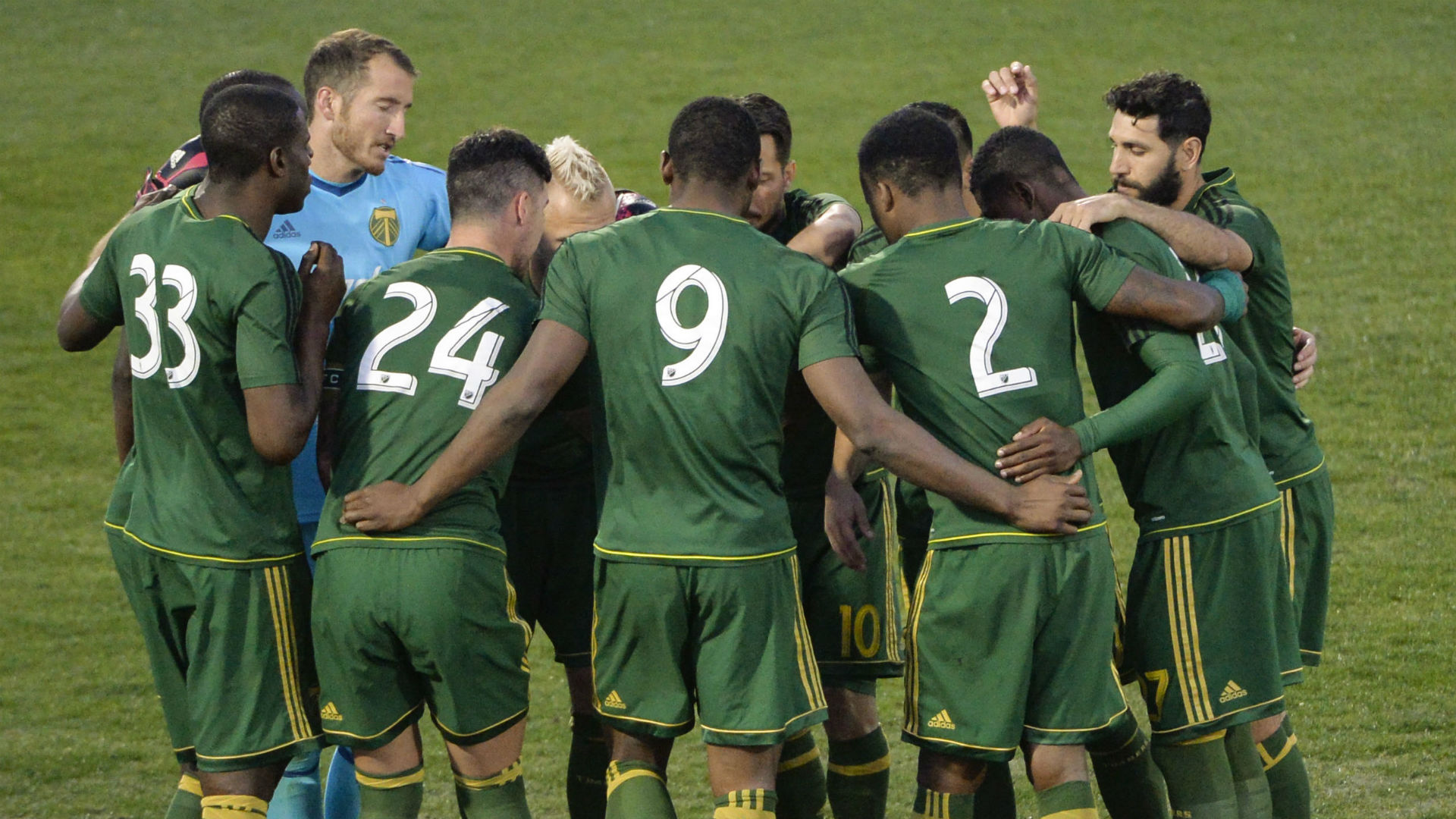 Full Portland Timbers Roster Entering 2018 Season