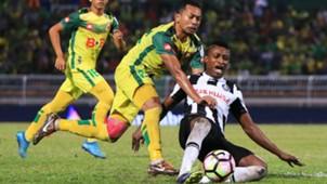 Syazwan Zainon, Kedah, Mohamadou Sumareh, Pahang, Super League, 19/05/2017