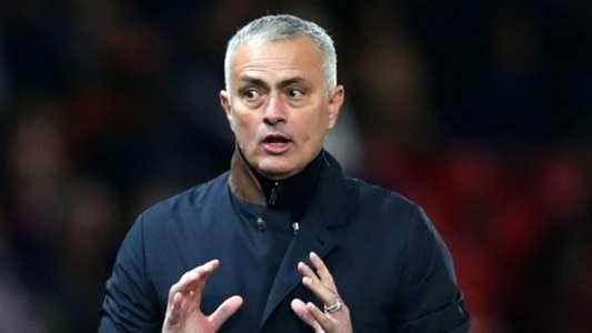 Jose Mourinho Manchester United Young Boys