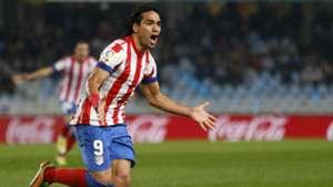 Radamal Falcao Atletico Madrid 2012
