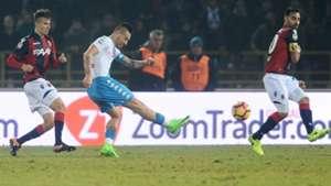 Hamsik Bologna Napoli Serie A