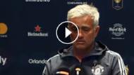 GFX Video Jose Mourinho